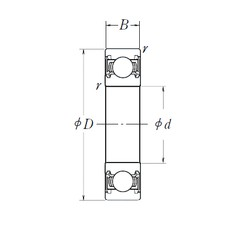 35 mm x 72 mm x 17 mm  35 mm x 72 mm x 17 mm  FAG SA1015 FAG Bearing