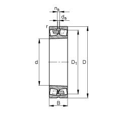 380 mm x 680 mm x 240 mm  380 mm x 680 mm x 240 mm  FAG 23276-B-K-MB FAG Bearing