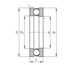 FAG 511/530-MP FAG Bearing