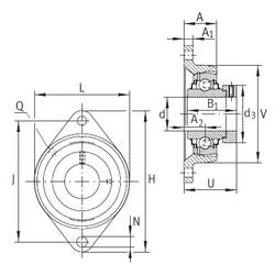 INA LCJT50-N INA Bearing