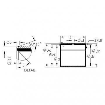 AST AST50 48IB56 AST Bearing