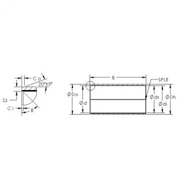 AST AST850SM 6050 AST Bearing