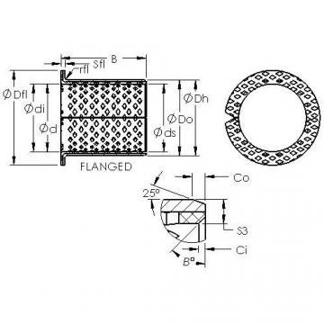 AST ASTB90 F4540 AST Bearing