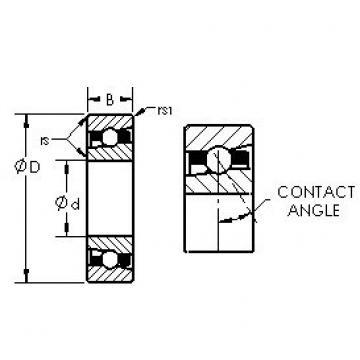 AST H7020AC/HQ1 AST Bearing