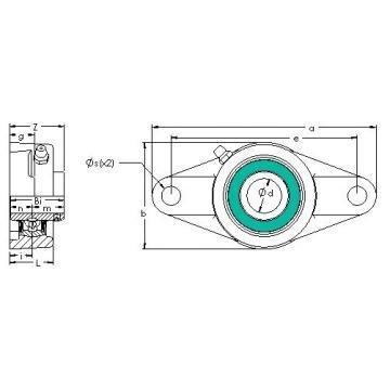 AST UCFL 205-15 AST Bearing