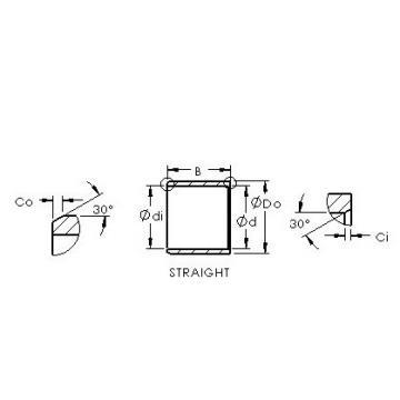 AST ASTEPB 1012-06 AST Bearing