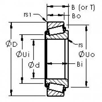 AST 3659/3620 AST Bearing