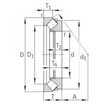 INA 29236-E1-MB INA Bearing