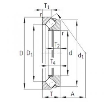 INA 294/800-E1-MB INA Bearing
