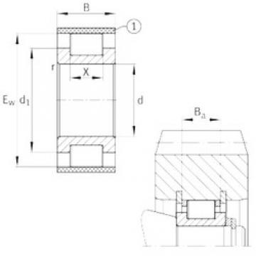 INA RSL183024-A INA Bearing