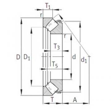 INA 29426-E1 INA Bearing