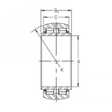 INA SL06 038 E INA Bearing