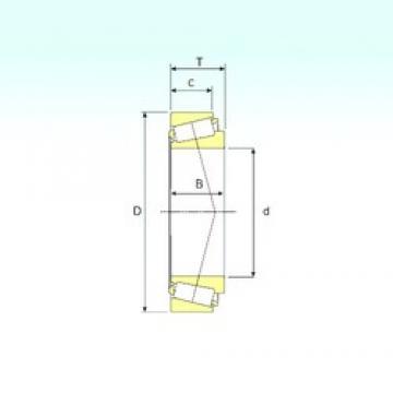 35 mm x 72 mm x 28 mm  35 mm x 72 mm x 28 mm  ISB 33207 ISB Bearing