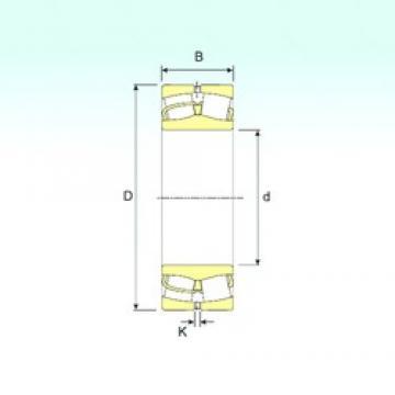 630 mm x 1030 mm x 400 mm  630 mm x 1030 mm x 400 mm  ISB 241/630 ISB Bearing
