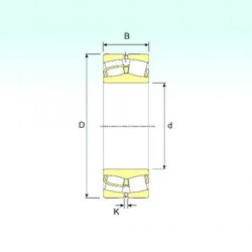 800 mm x 1060 mm x 195 mm  800 mm x 1060 mm x 195 mm  ISB 239/800 ISB Bearing