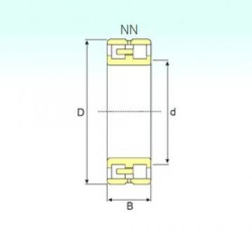 400 mm x 600 mm x 148 mm  400 mm x 600 mm x 148 mm  ISB NN 3080 K/SPW33 ISB Bearing