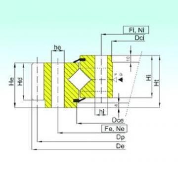 ISB ER1.25.0675.400-1SPPN ISB Bearing