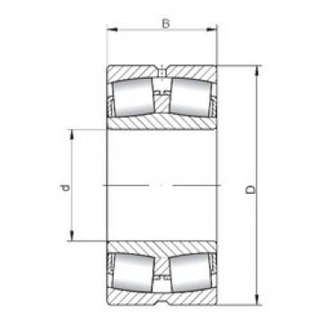 420 mm x 560 mm x 106 mm  420 mm x 560 mm x 106 mm  ISO 23984W33 ISO Bearing