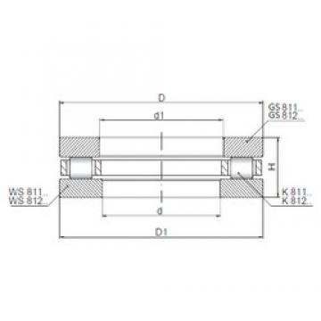 ISO 81208 ISO Bearing