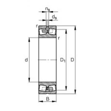 420 mm x 700 mm x 224 mm  420 mm x 700 mm x 224 mm  FAG 23184-MB FAG Bearing