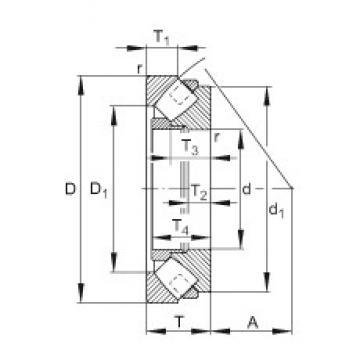 FAG 292/1180-E-MB FAG Bearing