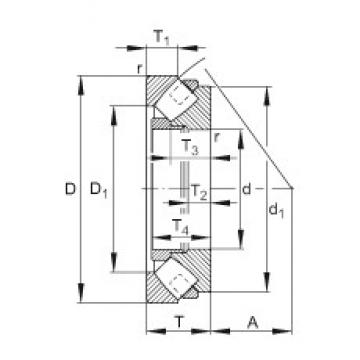 FAG 29272-E-MB FAG Bearing