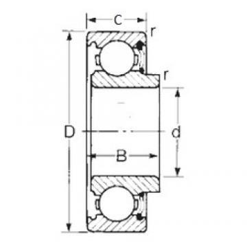 50 mm x 90 mm x 26 mm  50 mm x 90 mm x 26 mm  CYSD 8510 CYSD Bearing
