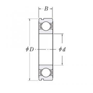55 mm x 80 mm x 13 mm  55 mm x 80 mm x 13 mm  CYSD 6911N CYSD Bearing