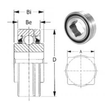 57,15 mm x 140 mm x 63,5 mm  57,15 mm x 140 mm x 63,5 mm  CYSD GW216PP2 CYSD Bearing