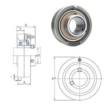 FYH UCC212-39 FYH Bearing