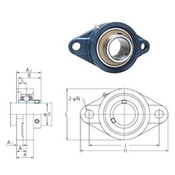 FYH UCFL212-39 FYH Bearing