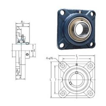FYH UCF205-14 FYH Bearing