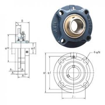FYH UCFC212-38 FYH Bearing
