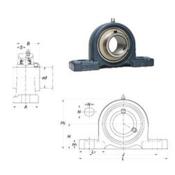 FYH UCP320-63 FYH Bearing