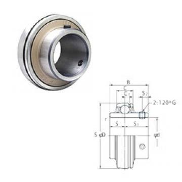 35 mm x 80 mm x 48 mm  35 mm x 80 mm x 48 mm  FYH UC307 FYH Bearing