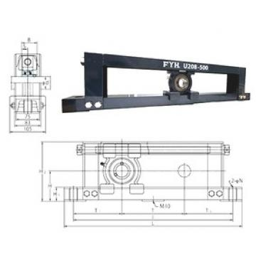 FYH UCTU210-600 FYH Bearing