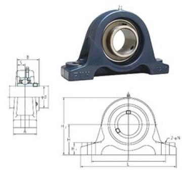 FYH UCIP208-25 FYH Bearing