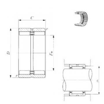 IKO GTR 15018860 IKO Bearing