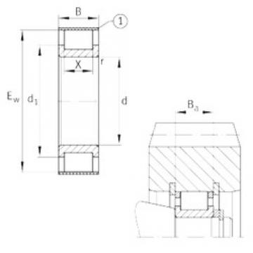 INA RSL182310-A INA Bearing