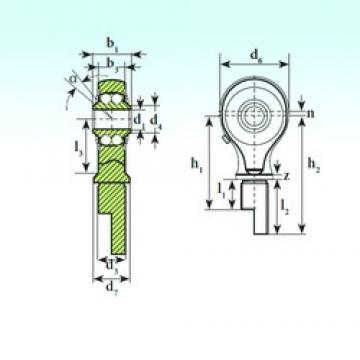 ISB TSM 17-01 BB-E ISB Bearing