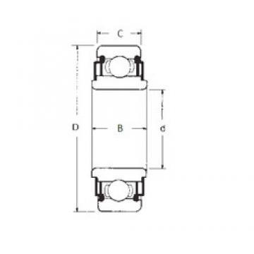 13 mm x 32 mm x 10 mm  13 mm x 32 mm x 10 mm  FBJ 88013 FBJ Bearing