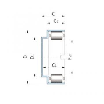 INA 712040410 INA Bearing