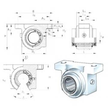 INA KGBO25-PP-AS INA Bearing
