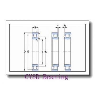 30 mm x 72 mm x 30,2 mm  30 mm x 72 mm x 30,2 mm  CYSD W6306-2RS CYSD Bearing