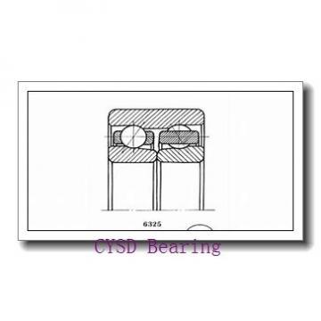 90 mm x 190 mm x 43 mm  90 mm x 190 mm x 43 mm  CYSD 6318-RS CYSD Bearing