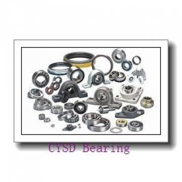 9,525 mm x 28,575 mm x 9,525 mm  9,525 mm x 28,575 mm x 9,525 mm  CYSD 1614-RS CYSD Bearing