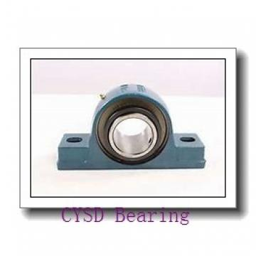 30 mm x 62 mm x 23,8 mm  30 mm x 62 mm x 23,8 mm  CYSD W6206-2RS CYSD Bearing