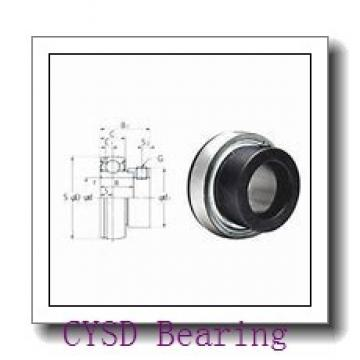 80 mm x 170 mm x 58 mm  80 mm x 170 mm x 58 mm  CYSD NJ2316 CYSD Bearing