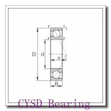 40 mm x 68 mm x 15 mm  40 mm x 68 mm x 15 mm  CYSD 6008-ZZ CYSD Bearing