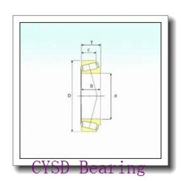 200 mm x 280 mm x 38 mm  200 mm x 280 mm x 38 mm  CYSD 6940-2RZ CYSD Bearing